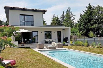 Maison à vendre à ECULLY  - 5 pièces - 130 m²
