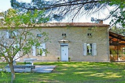 Maison à vendre à LAMONTJOIE  - 9 pièces - 315 m²