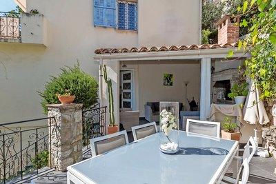 Maison à vendre à VILLEFRANCHE-SUR-MER  - 5 pièces - 130 m²