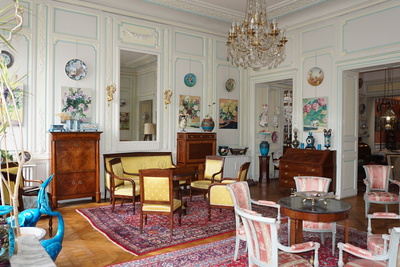 Apartment for sale in BORDEAUX  - 6 rooms - 219 m²