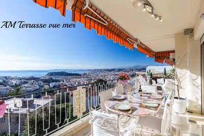 Apartment for sale in NICE  - 5 rooms - 126 m²