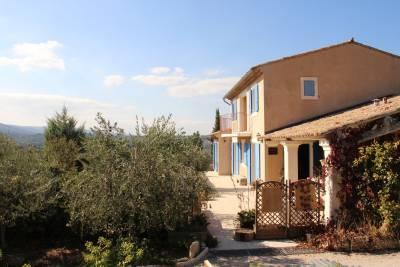 Maison à vendre à BONNIEUX  - 7 pièces - 174 m²