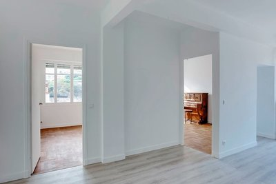 Apartment for sale in NICE FABRON - 4 rooms - 85 m²
