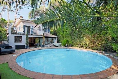 Maison à vendre à CAP D'ANTIBES  - 4 pièces - 135 m²
