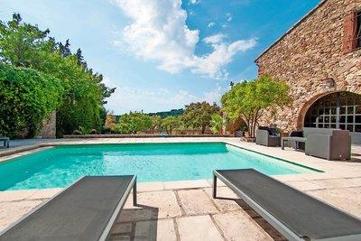 Maison à vendre à BIOT  - 8 pièces - 350 m²