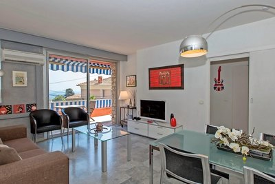 Appartement à vendre à VILLEFRANCHE-SUR-MER  - 2 pièces - 49 m²