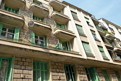 Apartment for sale in NICE RUE DE FRANCE - CARRE D'OR - Studio - 30 m²