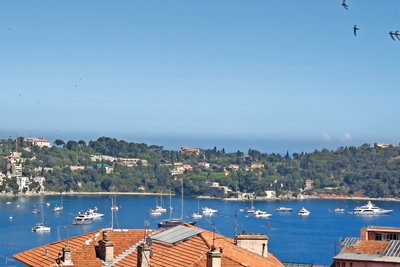 Apartment for sale in VILLEFRANCHE-SUR-MER  - 3 rooms - 52 m²
