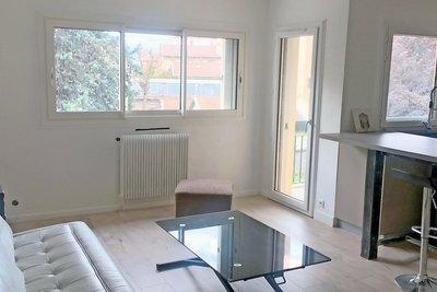 Appartement à vendre à VILLEURBANNE  - 2 pièces - 55 m²