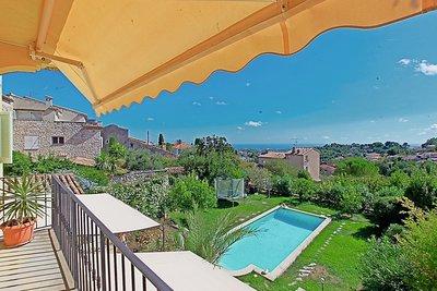 Maison à vendre à VENCE  - 7 pièces - 186 m²