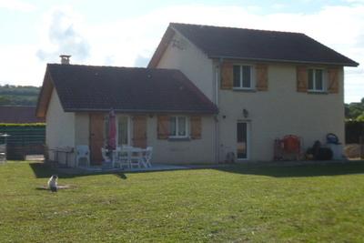 Maison à vendre à MONTALIEU-VERCIEU  - 5 pièces - 120 m²