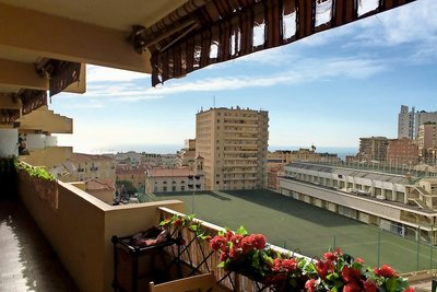 Apartment for sale in BEAUSOLEIL  - 3 rooms - 74 m²