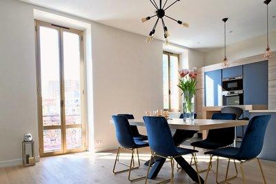 Appartement à vendre à BEAUSOLEIL  - 3 pièces - 80 m²