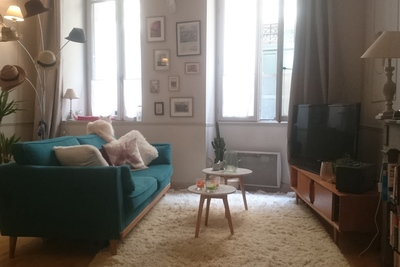 Apartment for sale in BORDEAUX  - 3 rooms - 59 m²