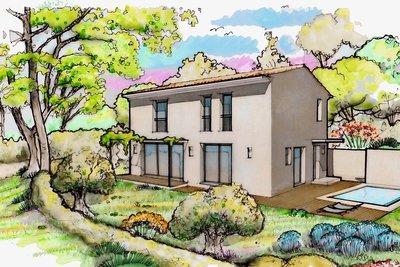 terrain à vendre à AIX-EN-PROVENCE   - 902 m²