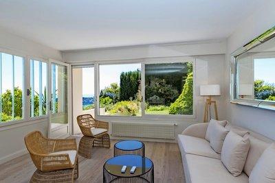 Appartement à vendre à VILLEFRANCHE-SUR-MER  - 4 pièces - 102 m²