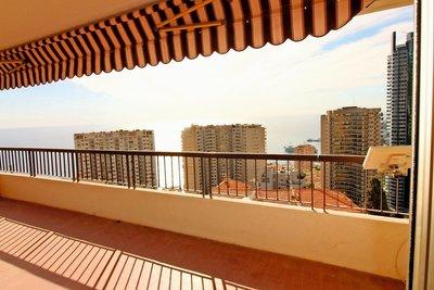 Appartement à vendre à BEAUSOLEIL  - 3 pièces - 62 m²