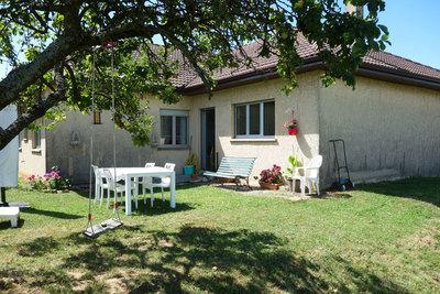 Maison à vendre à NEYRON  - 6 pièces - 142 m²