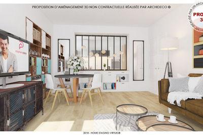 Appartement à vendre à VILLEURBANNE  - 3 pièces - 69 m²