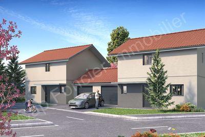 Maison à vendre à VULBENS  - 5 pièces - 96 m²