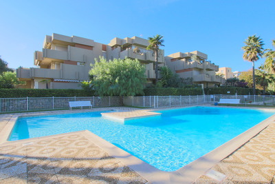 Apartment for sale in JUAN-LES-PINS  - 2 rooms - 50 m²
