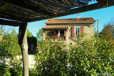 Maison à vendre à LES VANS  - 4 pièces - 50 m²