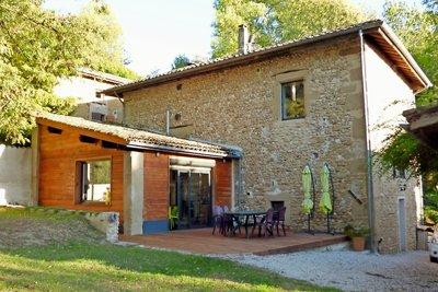 Maison à vendre à CHATUZANGE LE GOUBET  - 5 pièces - 210 m²