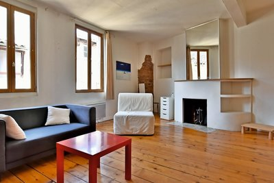 Apartment for sale in TOULOUSE  - 2 rooms - 57 m²
