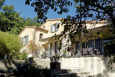 Maison à vendre à ROCHEGUDE  - 6 pièces - 150 m²