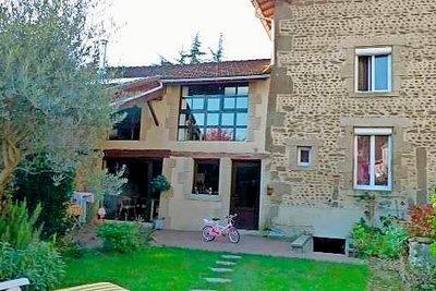 Maison à vendre à ST-DONAT-SUR-L'HERBASSE  - 7 pièces - 195 m²
