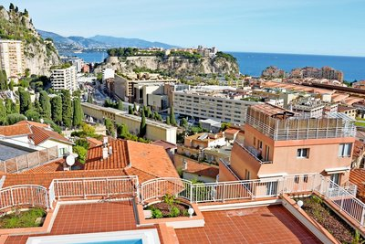 Appartement à vendre à CAP-D'AIL  - 3 pièces - 89 m²