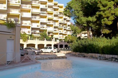 Apartment for sale in CAGNES-SUR-MER  - 2 rooms - 43 m²