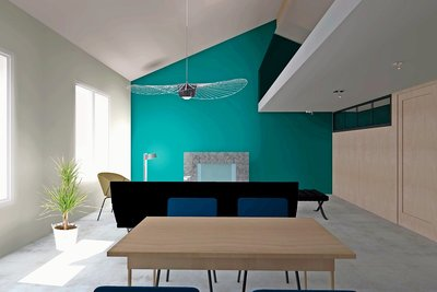 Appartement à vendre à LYON  6EME  - 3 pièces - 96 m²