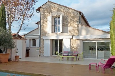 House for sale in AIX-EN-PROVENCE  - 4 rooms - 160 m²