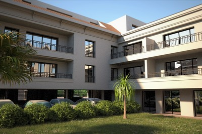 Apartment for sale in ARCACHON  - 3 rooms - 83 m²