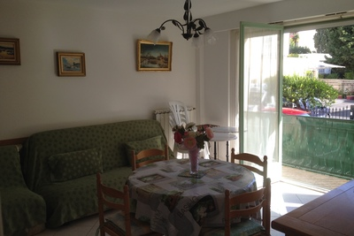 Appartement à vendre à MENTON  - 2 pièces - 44 m²