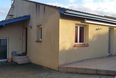 Maison à vendre à COLOMIERS  - 5 pièces - 118 m²
