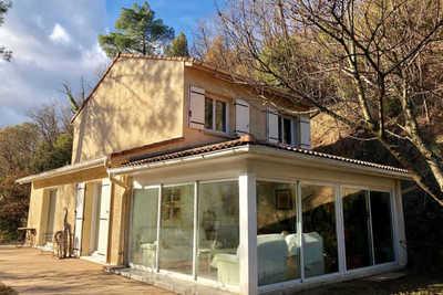 Maison à vendre à LES OLLIERES-SUR-EYRIEUX  - 7 pièces - 133 m²