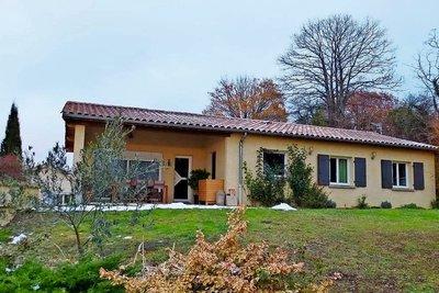 Maison à vendre à ST-DONAT-SUR-L'HERBASSE  - 5 pièces - 104 m²