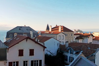 Apartment for sale in BIARRITZ  - 2 rooms - 34 m²