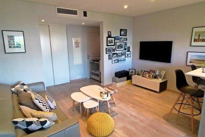 Appartement à vendre à BEAUSOLEIL  - 3 pièces - 63 m²