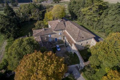 Maison à vendre à SAUZET  - 9 pièces - 300 m²
