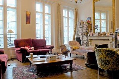 Appartement à vendre à BORDEAUX  - 6 pièces - 173 m²