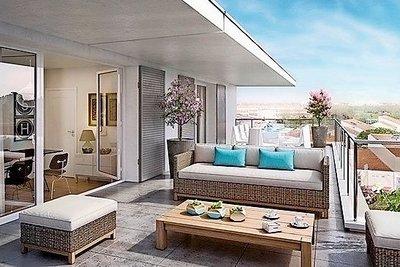 Appartement à vendre à LA ROCHELLE  - 2 pièces - 40 m²