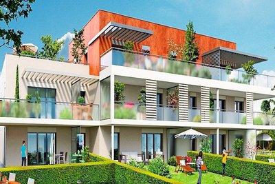 - 3 rooms - 64 m²