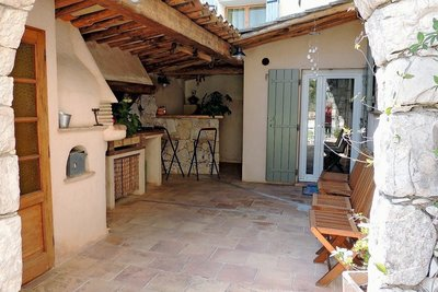 House for sale in LA COLLE-SUR-LOUP  - 5 rooms - 170 m²