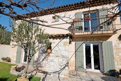 House for sale in LA COLLE-SUR-LOUP  - 5 rooms - 170 m²