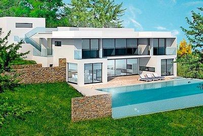 Maison à vendre à VALLAURIS  - 7 pièces - 550 m²