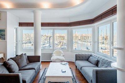 Appartement à vendre à MARSEILLE  7EME  - 5 pièces - 127 m²