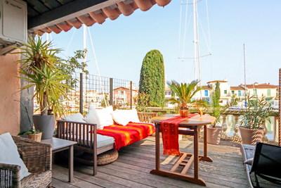 Appartement à vendre à PORT-GRIMAUD  - 2 pièces - 32 m²